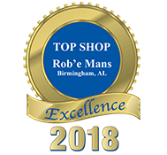 ATI 2018 TOP SHOP AWARD