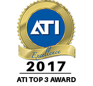 ATI 2017 National Top Shop Award
